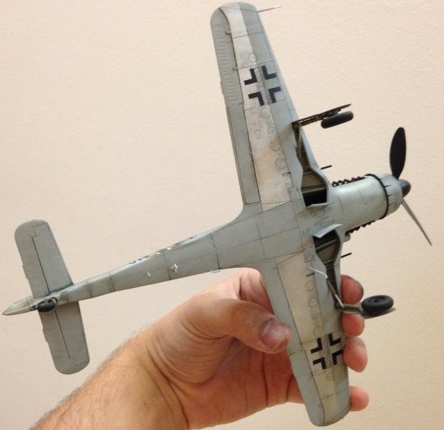 Focke-Wulf Ta-152 C1 1/48 Index