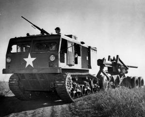 Imagine atasata: M4 HST & M1 155 mm Gun Long Tom, 001.jpg