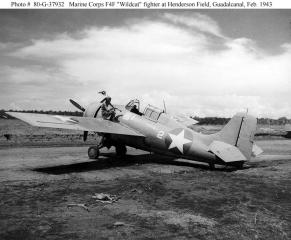 Imagine atasata: Grumman-F4F-3-Wildcat-at-Henderson-Field.jpg