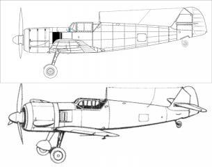 Imagine atasata: Bf109SternmotorZeichnung.jpg