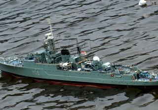 Imagine atasata: HMAS Queenborough.jpg