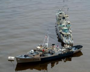 Imagine atasata: K369 HMCS West York  HMCS Runnymeade.jpg