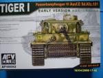 AFV Club Panzerkampfwagen Tiger I Early Version 1:48 - [48002]